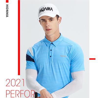 Áo golf polo nam Honma HMHC702R507